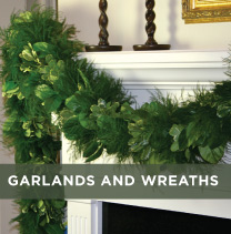 Garlands and Wreaths